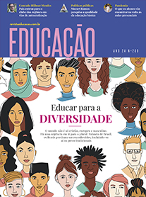 capa revista Educação agosto/2020