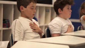mindfulness sala de aula