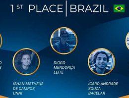 Jovens brasileiros vencem Olimpíada Internacional de Economia
