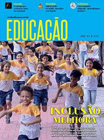 capa revista Educação setembro/2020