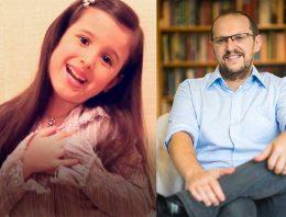 Contadora de histórias mirim entrevista escritor Ilan Brenman