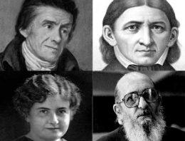 Como o legado de Pestalozzi, Froebel, Montessori e Paulo Freire influenciam hoje os educadores