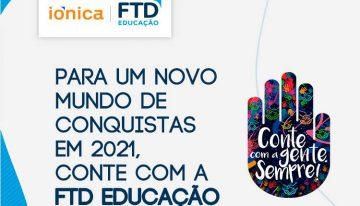 FTD Educação lança Plano de Retomada 2021 com verificação de aprendizagem dos alunos no ensino a distância