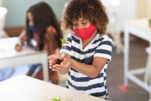 pandemia ressignificar ambiente escolar