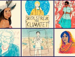 Livro conta 21 histórias reais de estudantes, incluindo refugiados, que transformaram a educação
