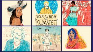 estudantes refugiados educação