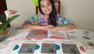 Projeto pedagógico protagoniza crianças por meio de suas histórias