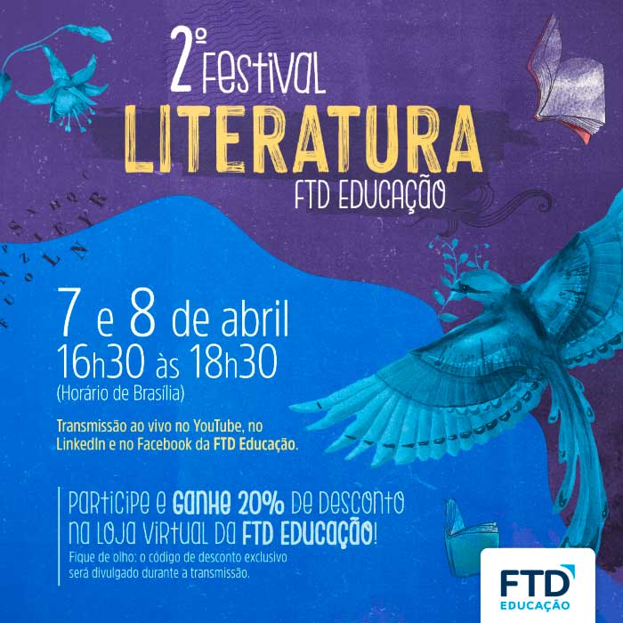festival literatura FTD