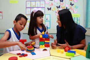 programa bilíngue Systemic Bilingual