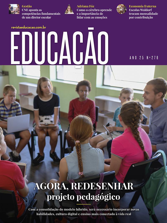 capa revista Educação 276