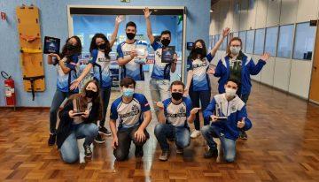 Estudantes brasileiros entre os melhores do mundo na robótica