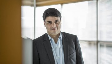 """Gabriel Ribeiro, CEO da Bahema: """"ainda tem muita gente olhando mais a bilheteria do que o público"""
