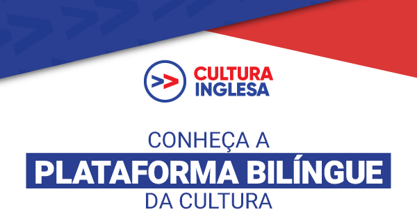 Cultura Inglesa solução bilíngue
