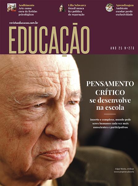revista Educação agosto
