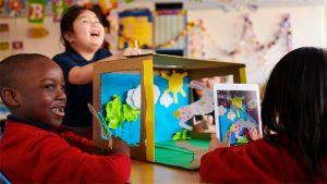 iPad escola