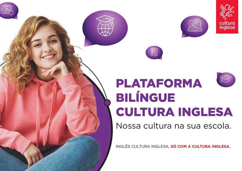educação plurilíngue  Cultura Inglesa