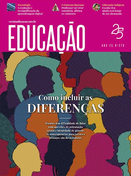 capa revista Educação 279