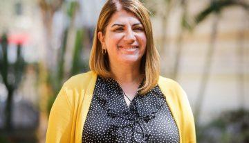 Débora Garofalo, nova colunista da Educação, quer difundir uma aprendizagem significativa