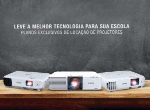 Epson projetores